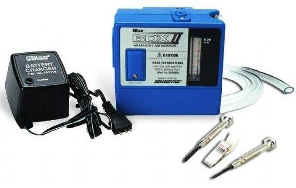 Gilian Sensidyne BDX-II Personal Air Sampling Pump (500 - 3,000 cc/min)