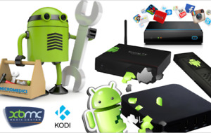 Android tv box programming and updates