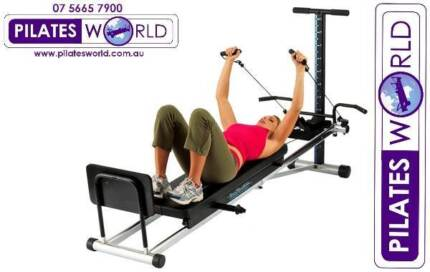 PILATES REFORMER - GET FIT - PILATES TOTAL TRAINER Helensvale Gold Coast North Preview