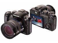 Samsung NX5 DSLR