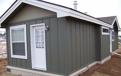Park Model Tiny House Home Modular Prefab Portable Building Small House -