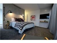 Master en-suite room with private bathroom in Tooting Bec. Available now.