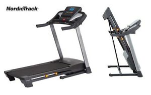 Tapis roulant nordictrack T 5.7