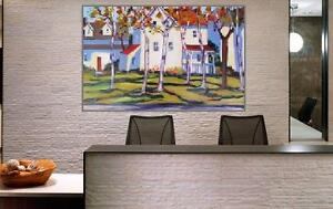 ONE-OF-A-KIND Original Contemporary Paintings Kingston Kingston Area image 10