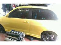 Ibiza Cupra 20VT unfinished project 65k miles