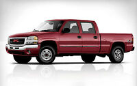2006 GMC Sierra 2500 SLT Pickup Truck