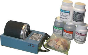 Lortone 3A Rock Tumbler Kit for Lapidary, Rock Polishing, Jewellery Polishing