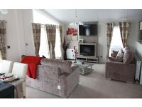 Pre-owned 2014 2 Bedroom Lodge with Decking and Sea View