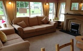 BEAUTIFUL STATIC CARAVAN SITED ON CHERRY TREE HOLIDAY PARK, GREAT YARMOUTH, NORFOLK