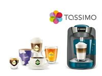 Bosch Tassimo Suny Coffee Maker - Blue