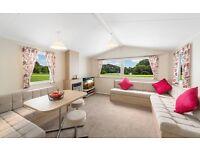 Spacious Modern Caravan For Sale- Dumfries-Scotland-2 Bedroom-Pet Friendly-Near Glasgow-Ayr-Cumbria