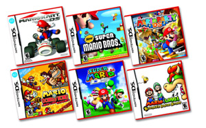 WANTED: Nintendo DS games