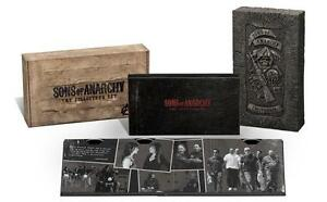 SONS OF ANARCHY BOX SETSOA box collector set all 7 seasons in a London Ontario image 1