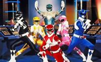 Power Ranger Fans???