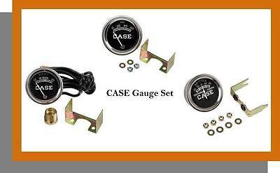 A14244 A14245 A14246 Case Oil Amp Water Temperature Gauge Set Dc Sc Vac 2
