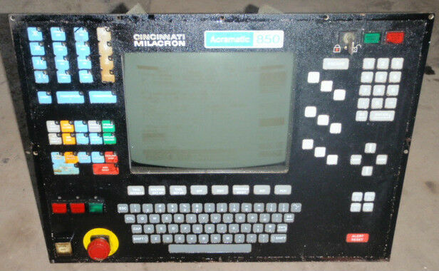 Cincinnati Operators Panel Acramatic 850 85o_md3970-c92a_part #: 3-424-2020a