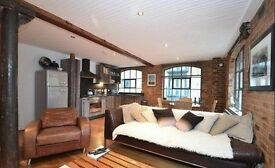 Very Stylish and unique Large 2 bed Flat in Shad Thames Must See! £525pw