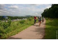 Cycle Path Fundraiser - Sustrans - Part Time - £9 per hour - Charity Work