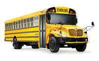 School Bus Driver - 2 positions available