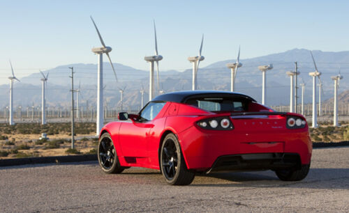 Tesla Promises Upgrade Path for Used Electric Roadsters