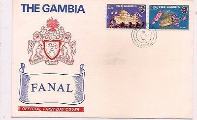 1972-GAMBIA-FDC.