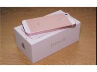 ** BRAND NEW ** IPHONE SE 32GB - ROSE GOLD