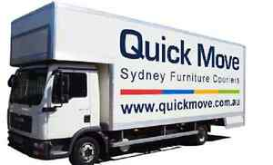 Quick Move | Cheap Removalists in Sydney Sydney City Inner Sydney Preview