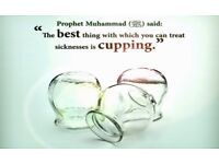 Hijama/Wet cupping