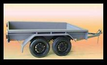 8x5 Tandem Trailer Maclean Clarence Valley Preview