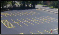 Line Striping / Line Painting