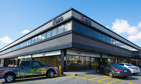 Newly renovated office space for LEASE - NE - South Airways