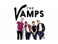 The vamps tickets **CORPORATE BOX**
