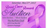 Breast Cancer Research Auction