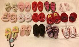 Bundle of Baby Girl Footwear