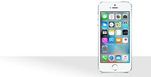 I am looking for a used grey iPhone 5 16GB  with rogers Peterborough Peterborough Area image 1