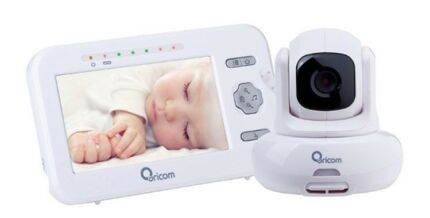 Oricom Baby Monitor with Additional Camera SC850