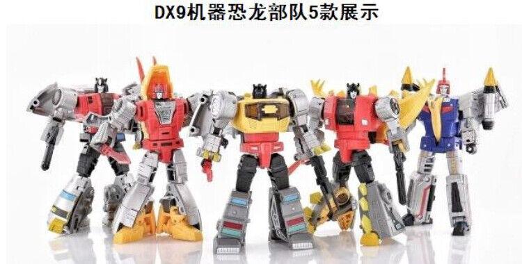 DX9 X18 Bumper Dinobot