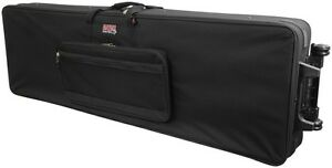 Gator GK-88 - Wheeled Keyboard Case- MInt