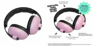 Pink banz baby earmuffs - new in package