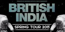 British India National Tour - The Grand Hotel Mornington Mornington Mornington Peninsula Preview