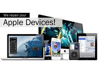 APPLE SPECIALIST REPAIR CENTRE - iMAC'S MACBOOKS iPAD'S iPHONES iPODS.... QUICK PROFESSIONAL SERVICE