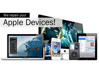 WE FIX *** Apple Mac, PC, Laptop & Mobile Phones @ very reasonable Price! *** New & Refurbished***