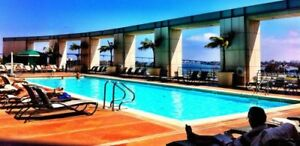 5 STAR HOTEL - MANCHESTER GRAND HYATT SAN DIEGO - 4 NIGHT STAY