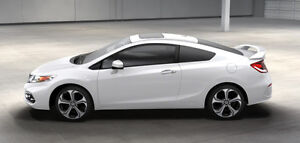 2016 Honda Civic Coupe (2 door)