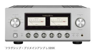 Luxman L-509X Amplificador Integrado Usado 2017 Japón Audio / Música