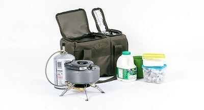 New Nash Tackle KNX Brew Kit Bag T4319 - Complete Carp Fishing Luggage