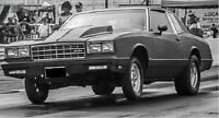 1985 Monte Carlo with 408 SBC