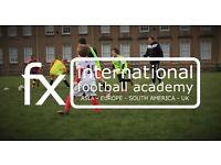 fx international football academy Summer Camp