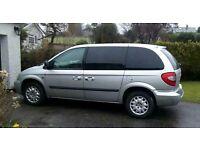 Chrysler Voyager 2.4 SE (7 Seater MPV)