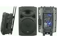 Portable PA Speaker System